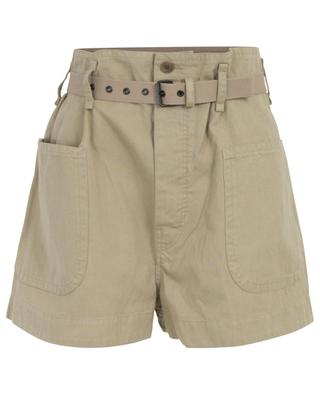 Shorts mit Paperbag-Taille Rike ISABEL MARANT
