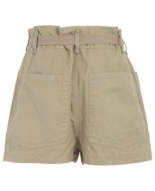 Rike paperbag waist shorts ISABEL MARANT