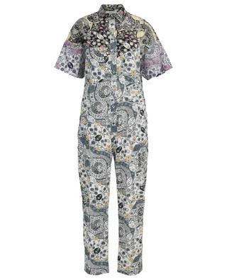 Udena cotton jumpsuit ISABEL MARANT ETOILE