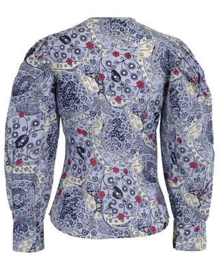 Unatil fitted ethnical print blouse ISABEL MARANT