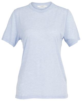 Dena fine cashmere blend round neck T-shirt ISABEL MARANT