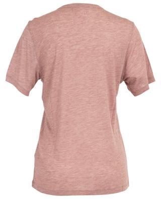 Feines T-Shirt aus Kaschmirmix mit Rundhalsausschnitt Dena ISABEL MARANT