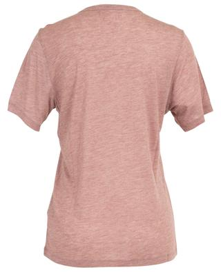 Dena fine cashmere blend round neck T-shirt ISABEL MARANT ETOILE