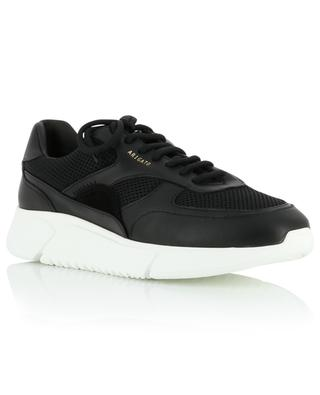 Schwarze Sneakers aus Mesh und Leder Genesis AXEL ARIGATO