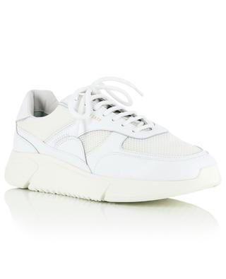 Genesis white mesh and leather sneakers AXEL ARIGATO