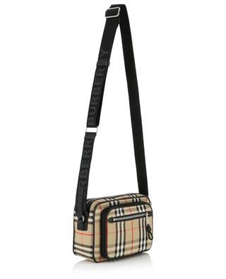 Vintage Check cotton crossbody bag BURBERRY