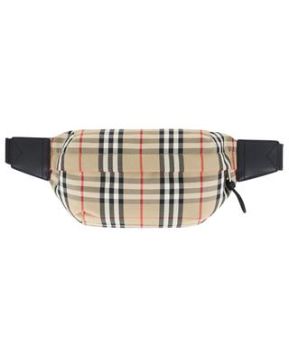 Vintage Check cotton belt bag BURBERRY