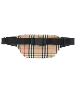 Vintage Check cotton belt bag BURBERRY