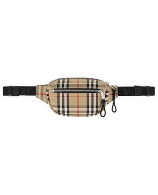 Cannon Vintage Check print small belt bag BURBERRY