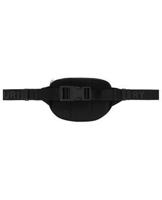 Cannon small nylon logo print belt bag BURBERRY