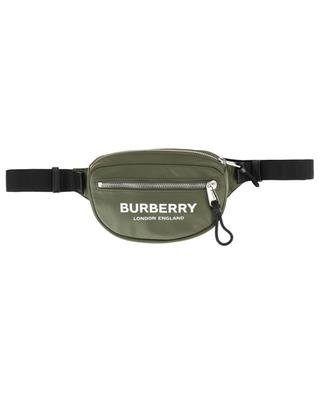Cannon nylon bum bag BURBERRY
