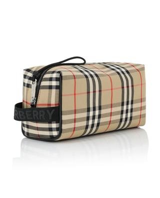 Vintage Check washbag BURBERRY