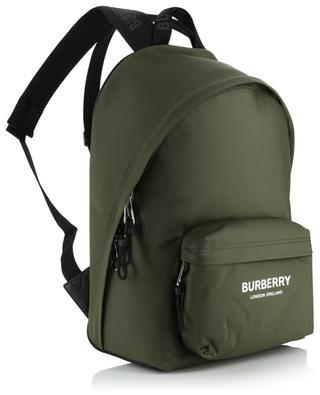 Rucksack aus Nylon mit Logoprint BURBERRY