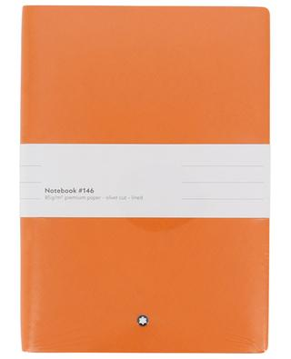 Liniertes Notizbuch Notebook #146 MONTBLANC
