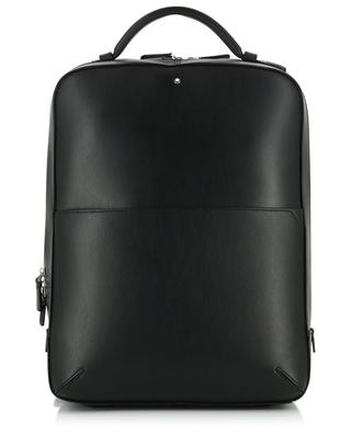 Meisterstück Urban leather and nylon backpack MONTBLANC