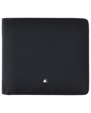 Kompakte Brieftasche aus Leder Meisterstück Sfumato 4CC MONTBLANC