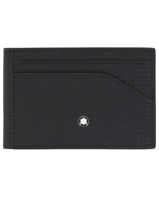 Montblanc Extreme 2.0 carbon effect bi-fold card holder MONTBLANC