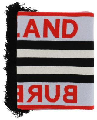 Gestreifter Schal Icon Stripe Football Scarf BURBERRY