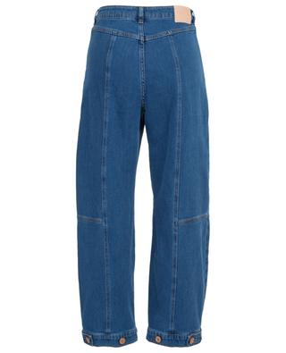 Cargo-Jeans mit hoher Taille und verstellbaren Knöcheln SEE BY CHLOE