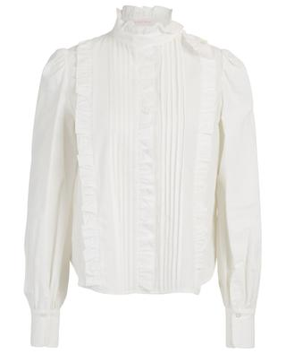 Textured cotton shirt SEE BY CHLOE