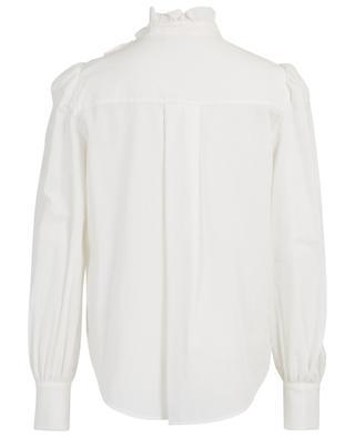 Hemd aus texturierter Baumwolle SEE BY CHLOE