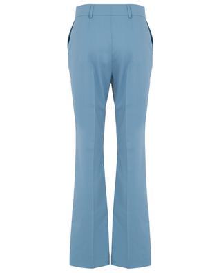 Pantalon évasé en sergé de laine mélangée SEE BY CHLOE