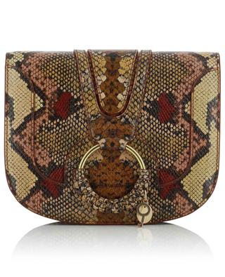 Schultertasche in Python-Optik Hana SEE BY CHLOE