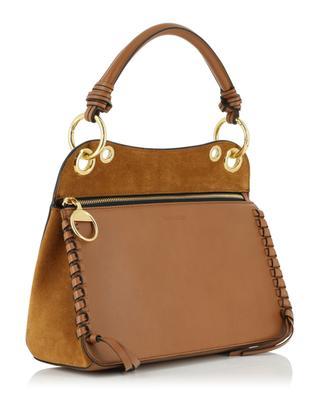 Handtasche aus Glatt- und Wildleder Tilda SEE BY CHLOE