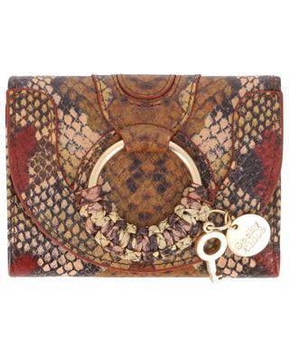 Geldbörse aus Leder Hana SEE BY CHLOE