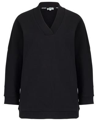 Kenzo Sport V-neck sweatshirt KENZO