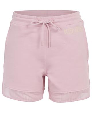 Kenzo Sport felted cotton shorts KENZO