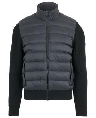 Padded knit jacket Z ZEGNA