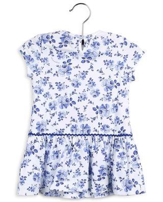 Roselline rose printed jersey dress MONNALISA