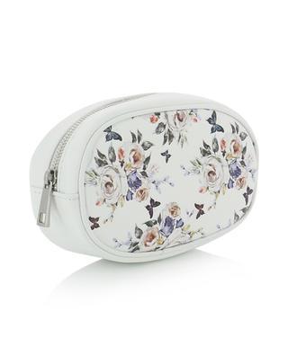 Floral eather belt bag MONNALISA