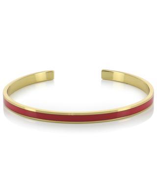 Bangle 0.44 red enamelled bracelet BANGLE UP