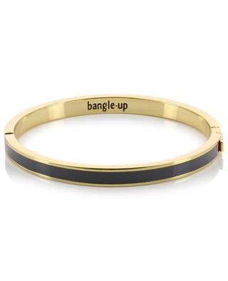 Bracelet fermé émaillé Bangle Ardoise BANGLE UP