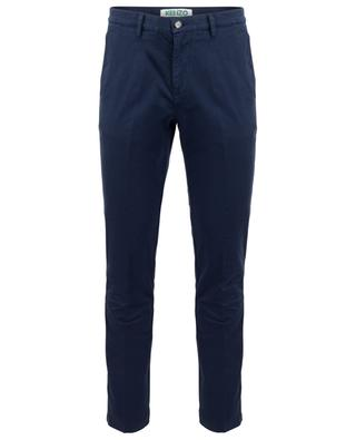 Skinny fit cotton blend chino trousers KENZO