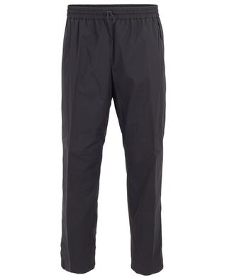 Water-resistant cropped track trousers KENZO