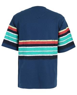 Gestreiftes T-Shirt aus Baumwollgemisch KENZO