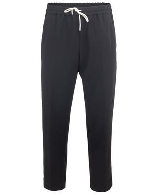 Cropped tapered jogging trousers KENZO