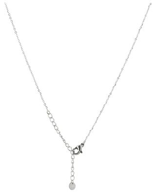 Silberne Halskette Lauriers IKITA