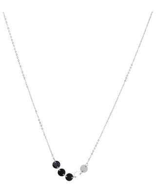 Silberne Halskette Confettis IKITA