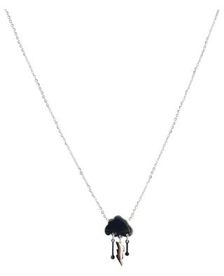 Orage silver necklace IKITA