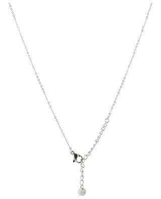 Halskette aus Stahl Franges IKITA