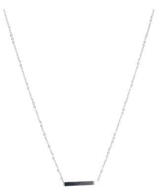 Silberne Halskette Barre Scintillante IKITA