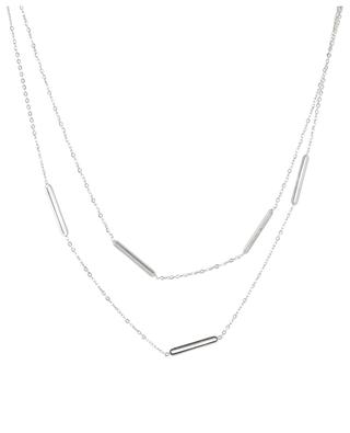 Maillons two string necklace IKITA