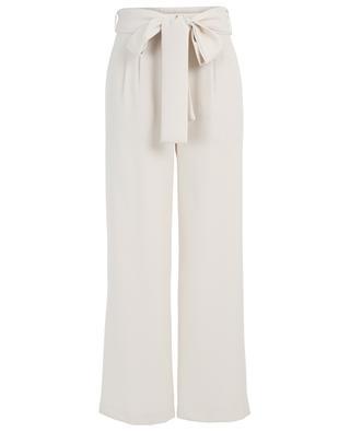 Pantalon large en crêpe Dallas TOUPY