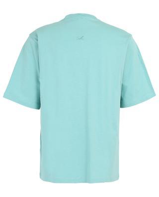 Weites T-Shirt aus Baumwollmix Kenzo Logo KENZO