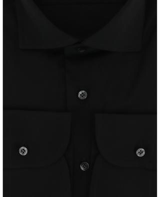 Rodi cotton stretch slim fit shirt ARTIGIANO