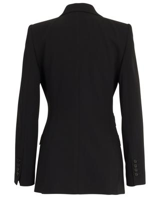 Virgin wool blend blazer DOLCE & GABBANA